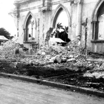 Terremotos en República Dominicana